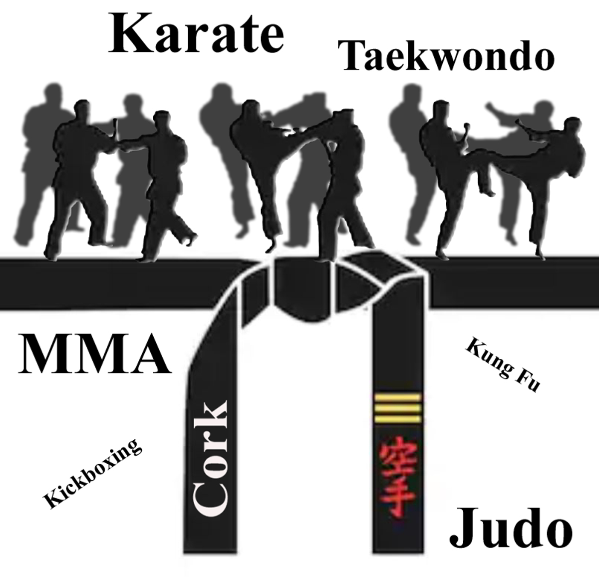 Karate plus Taekwondo Gear Cork