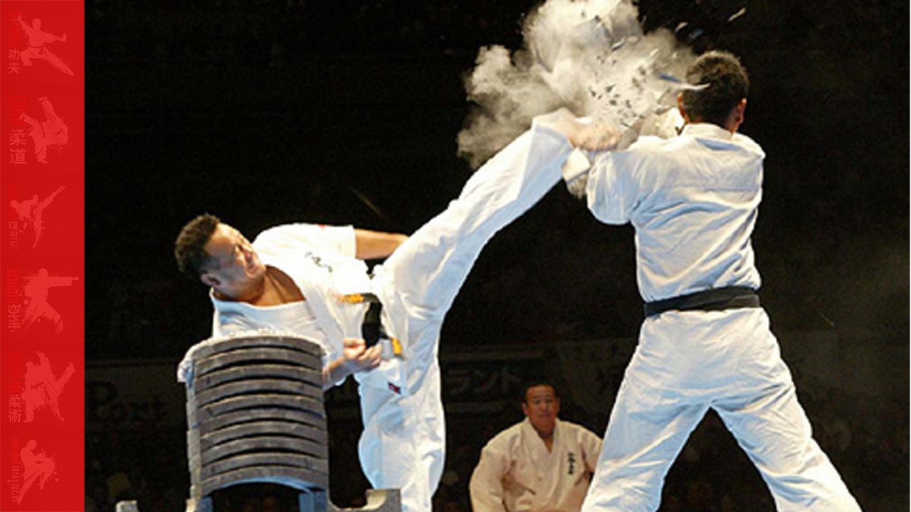 power of karate