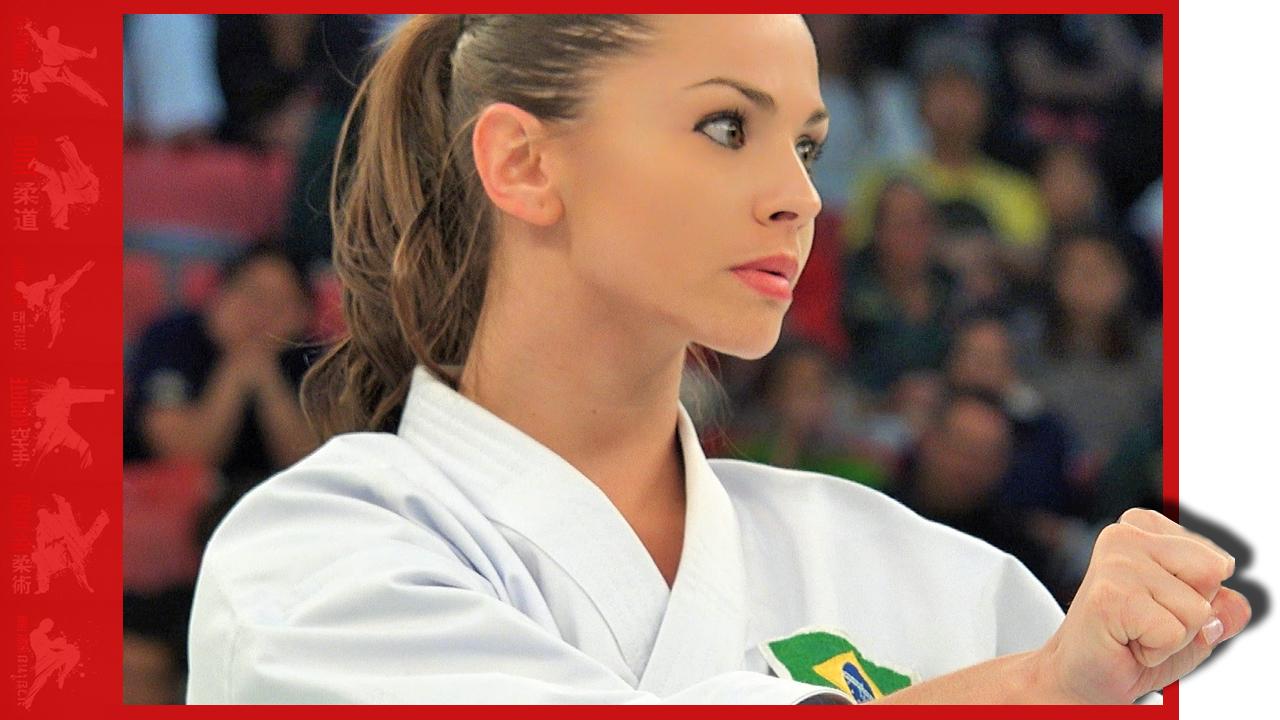 Karate Girls Japan Vs Italy - TotalCombat