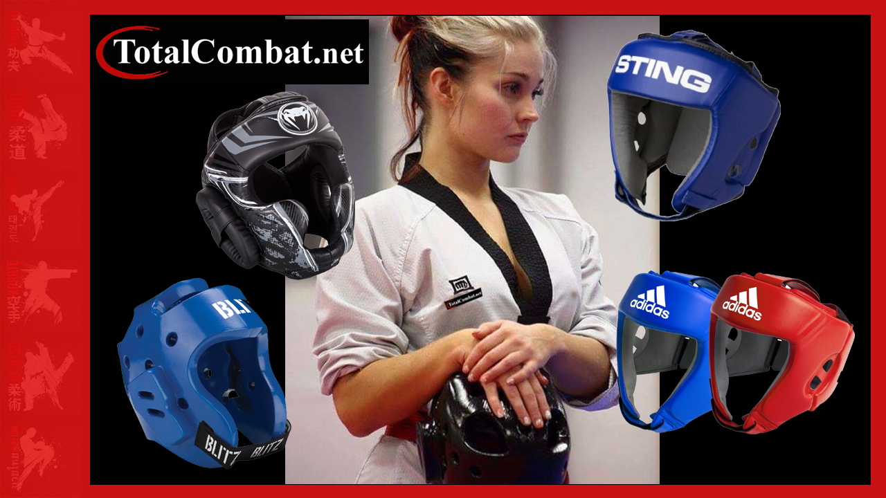 Martial Art Head Gear